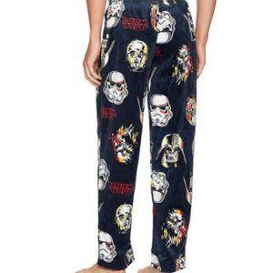 Star Wars Men's Large Sueded Fleece Pajama Pants